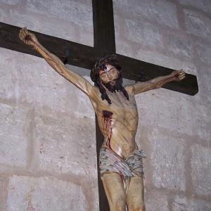 Jesús Crucificado (Alejo de Vahía)