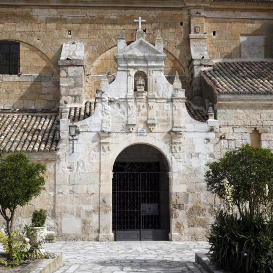Baltanas-Ermita de Revilla