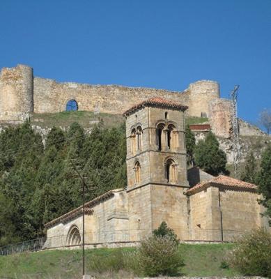 Iglesia de Santa Cecilia - Aguilar de Campoo - Románico Norte