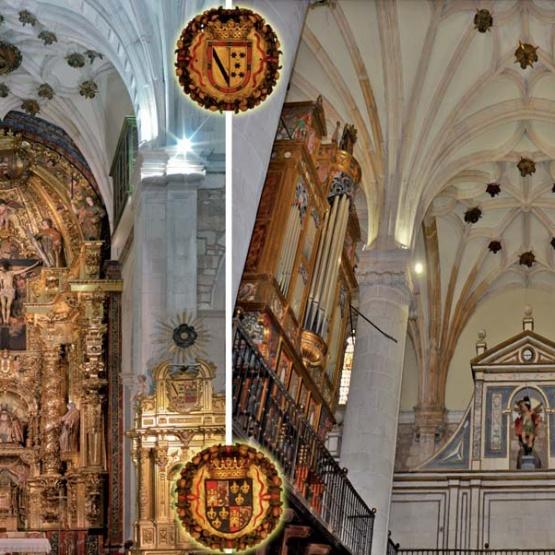 Lerma, retablo+organos