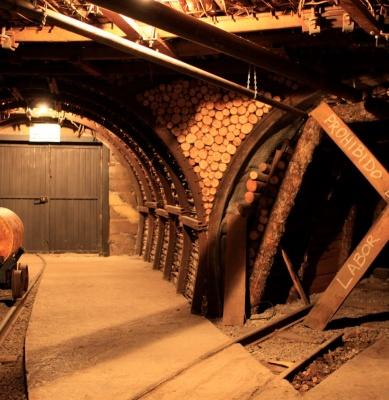 mina de barruelo de santullán