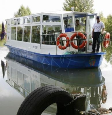 barco canal de castilla herrera