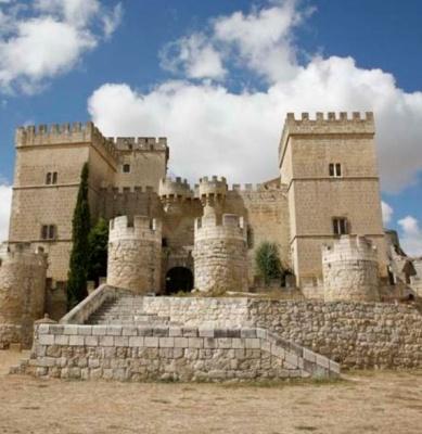 castillo ampudia