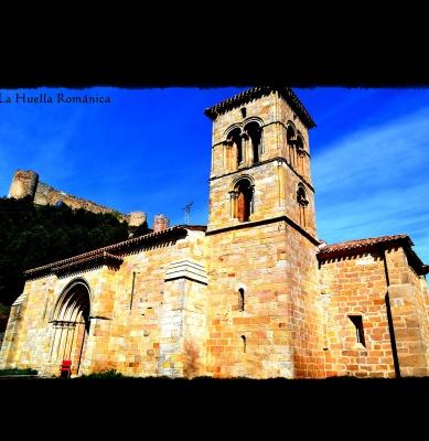 Ermita de Santa Cecilia Aguilar de Campoo - La Huella Románica